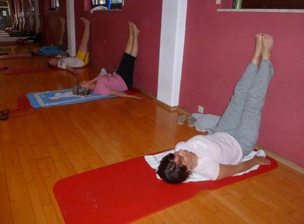 Yoga Fitness Treff Lindemann