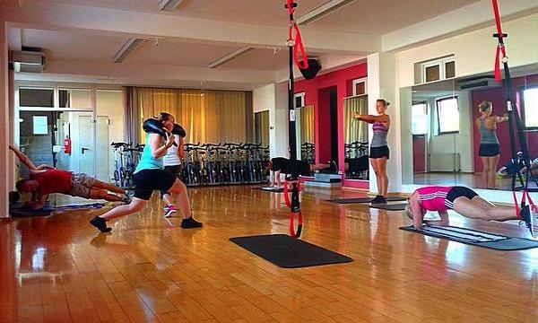 Fitnesstreff Crossfit