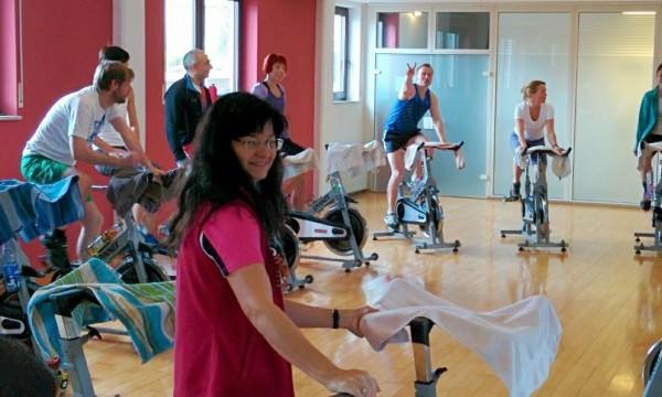 Fitnesstreff Lindemann, Spinning